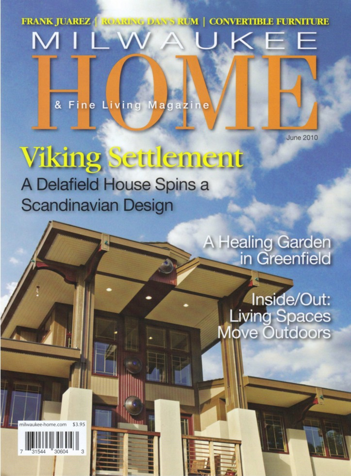 Microsoft Word - Frank Juarez June 2010 Issue Milwaukee Home and
