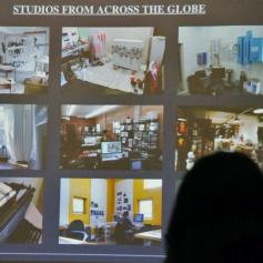 Studios from across the globe